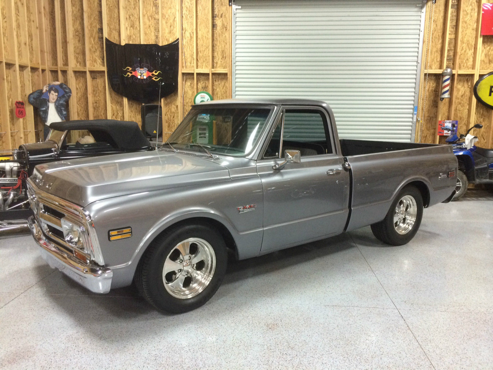 1971 gmc truck 1970 chevy truck shortbed hot rod classic gmc other 1971 for sale. Black Bedroom Furniture Sets. Home Design Ideas