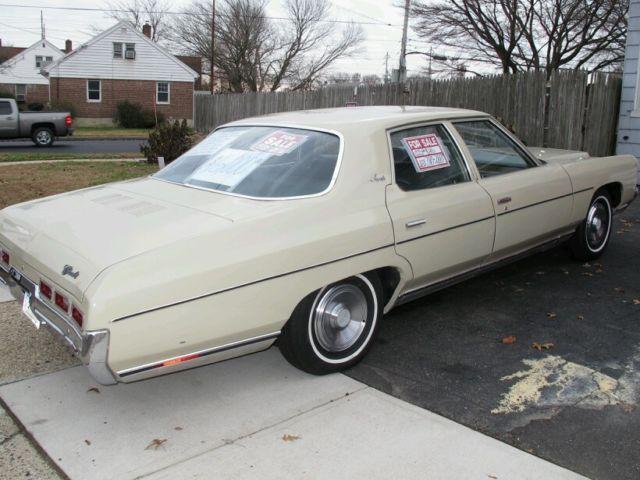 1971 impala 4 door classic chevrolet impala 1971 for sale. Black Bedroom Furniture Sets. Home Design Ideas