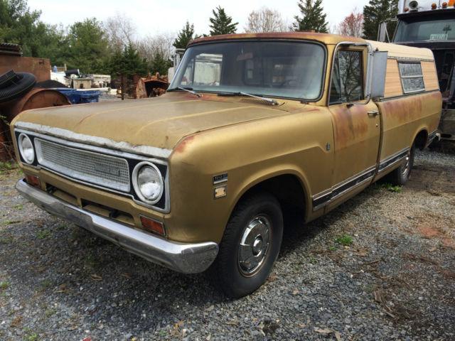 Old International Harvester : International harvester truck antique vintage