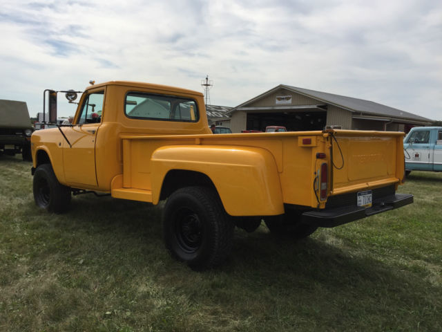 Pennsylvania Auction Cars >> 1971 International Pickup 1310 Series Step Side - Classic International Harvester Other 1971 for ...