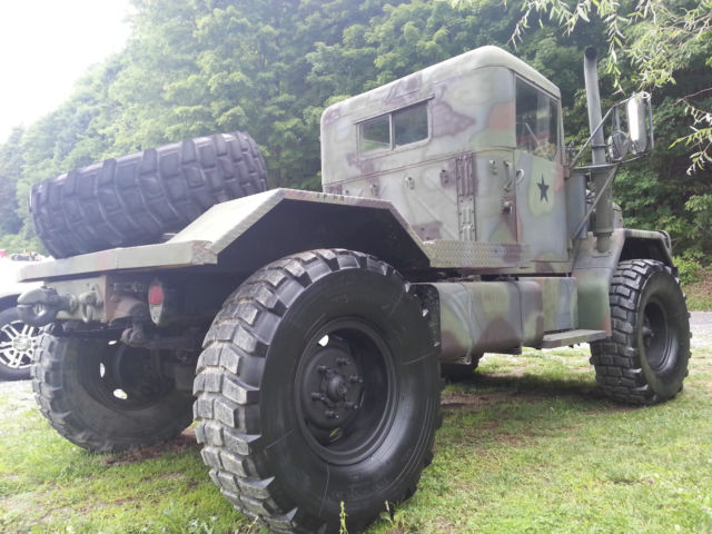 1971 M35a2 Military Truck Bobbed 2 5ton Jeep Duece Classic Jeep Other 1971 For Sale