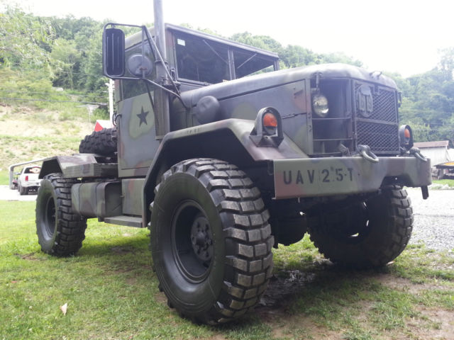 1971 M35A2 Military Truck Bobbed 2 5Ton Jeep Duece - Classic