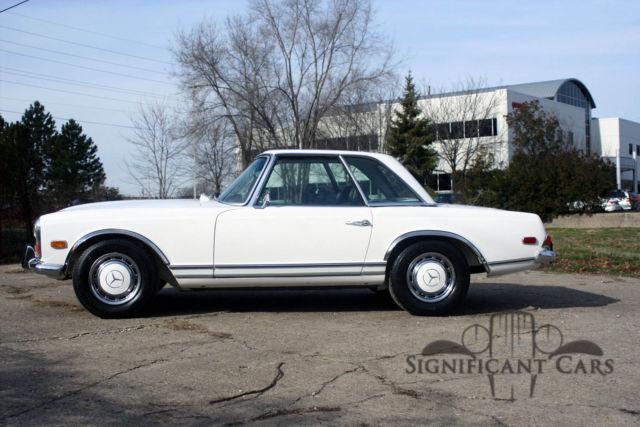 1971 mercedes benz 280 sl nice restoration ca car way for Nice mercedes benz