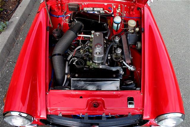 1971 MG Midget Restored w/5-Speed & Performance Upgrades