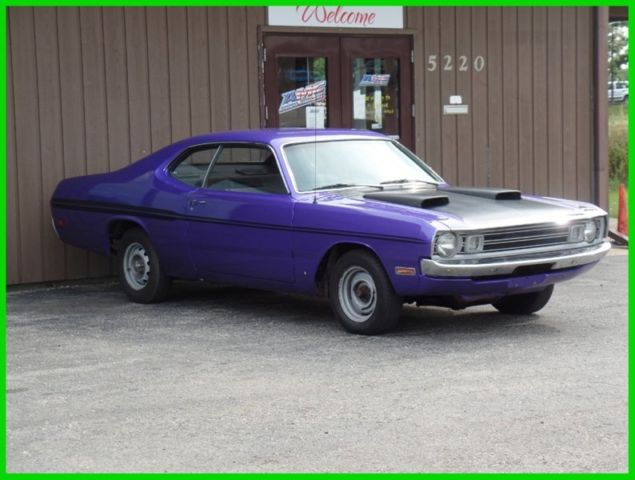 1971 Plum Crazy Purple 1971 Plymouth Duster 1970 1972 1973