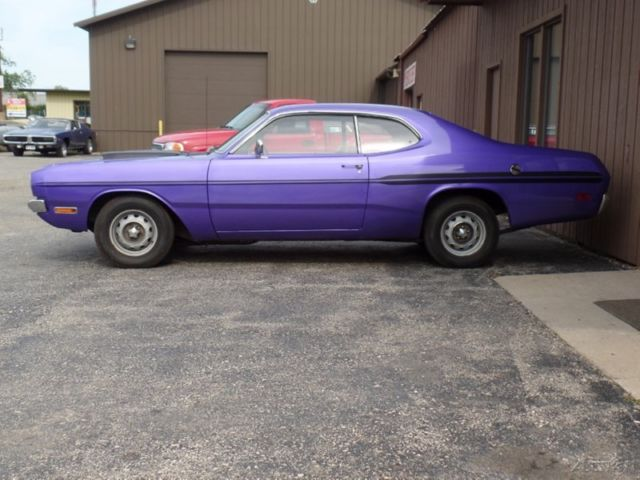 1971 plum crazy purple 1971 plymouth duster 1970 1972 1973 classic plymouth duster 1971 for sale. Black Bedroom Furniture Sets. Home Design Ideas