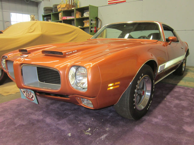 1971 Pontiac Firebird Formula 455 Ho Classic Pontiac