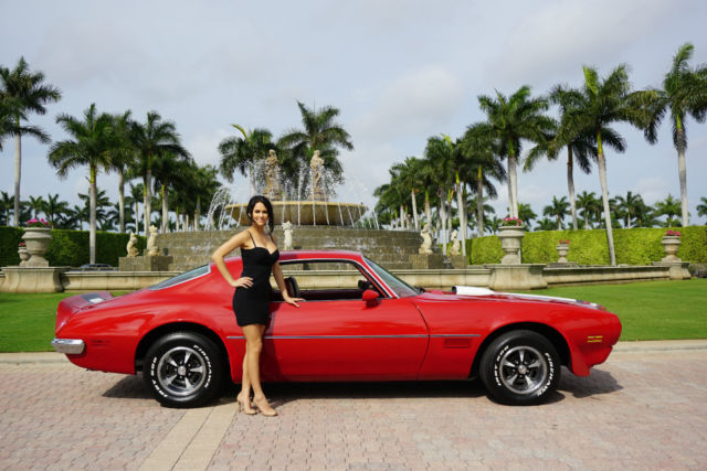 Pontiac Firebird Ta