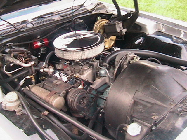 1971 PONTIAC GRAND PRIX 400 4 BBL HEADERS - Classic Pontiac