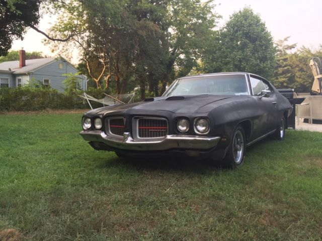 1971 pontiac lemans sport 350 matching car original classic pontiac le mans 1971 for sale. Black Bedroom Furniture Sets. Home Design Ideas