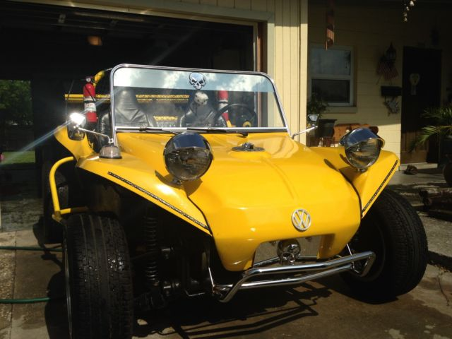 1971 Volkswagen Manx Style Dune Buggy 1600 Ccs Air Cooled
