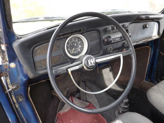 1971 VW BEETLE BUG ** AUTOSTICK ** - Classic Volkswagen ...