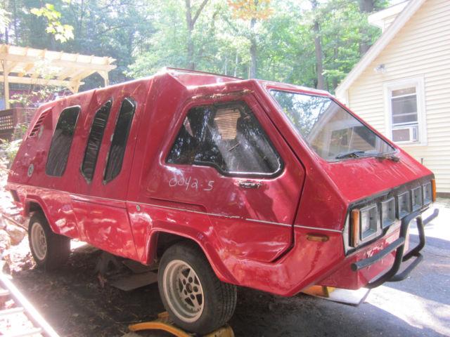 1971 Vw Phoenix Van Conversion Transporter Custom Classic Beetle Chevy Corvair Classic