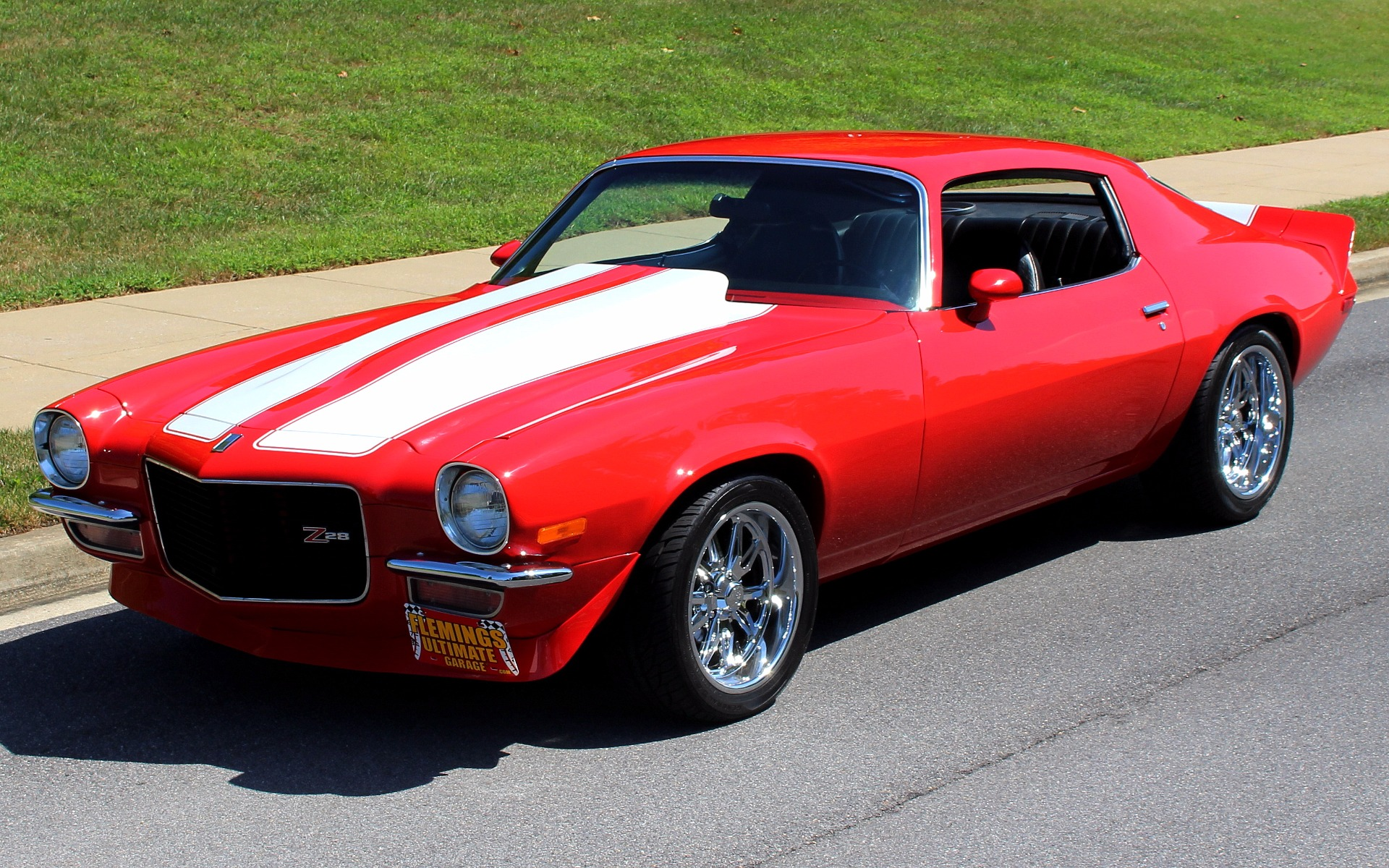 1971ChevroletCamaroPro-Touring Z28Flemings Ultimate Garage - Classic ...