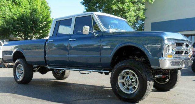 1972 3 door suburban long bed c 20 pickup 6 0l fuel for 10 door suburban