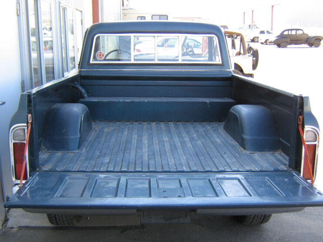 Used Cars Carson City >> 1972 68 69 70 71 72 Chevy No rust pickup 4x4 Short wide ...