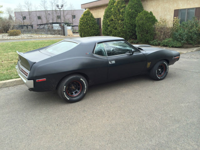 1972 amc javelin amx fresh 360 motor 200r4 automatic. Black Bedroom Furniture Sets. Home Design Ideas
