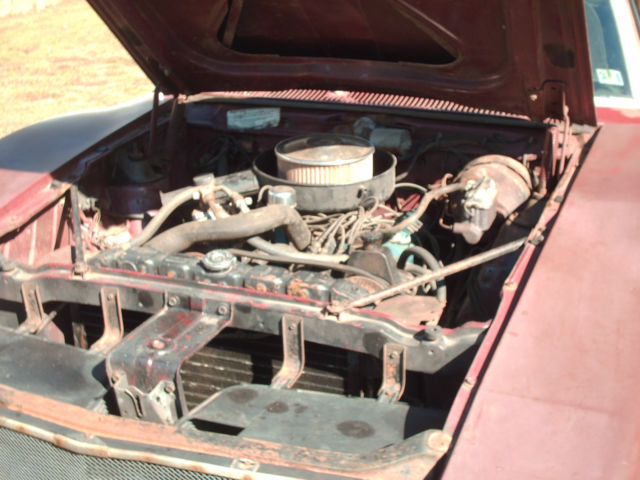 1972 american motors javelin amx 401