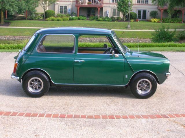 1972 austin mini cooper clubman rhd great condition very low miles beautiful car classic mini. Black Bedroom Furniture Sets. Home Design Ideas