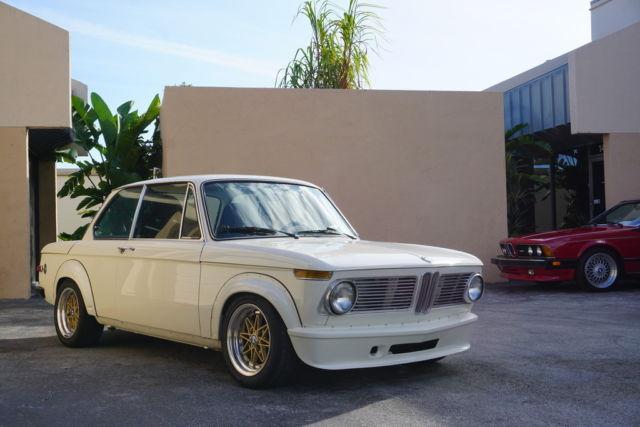 1972 BMW 2002 E10 - Turbo Look - 5 Speed LSD - Classic BMW 2002 1972 ...
