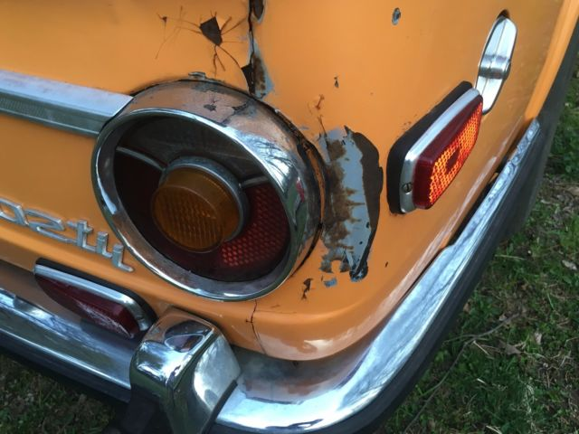 1972 Bmw 2002 Restore With Overhauled Tii Engine To 12 1
