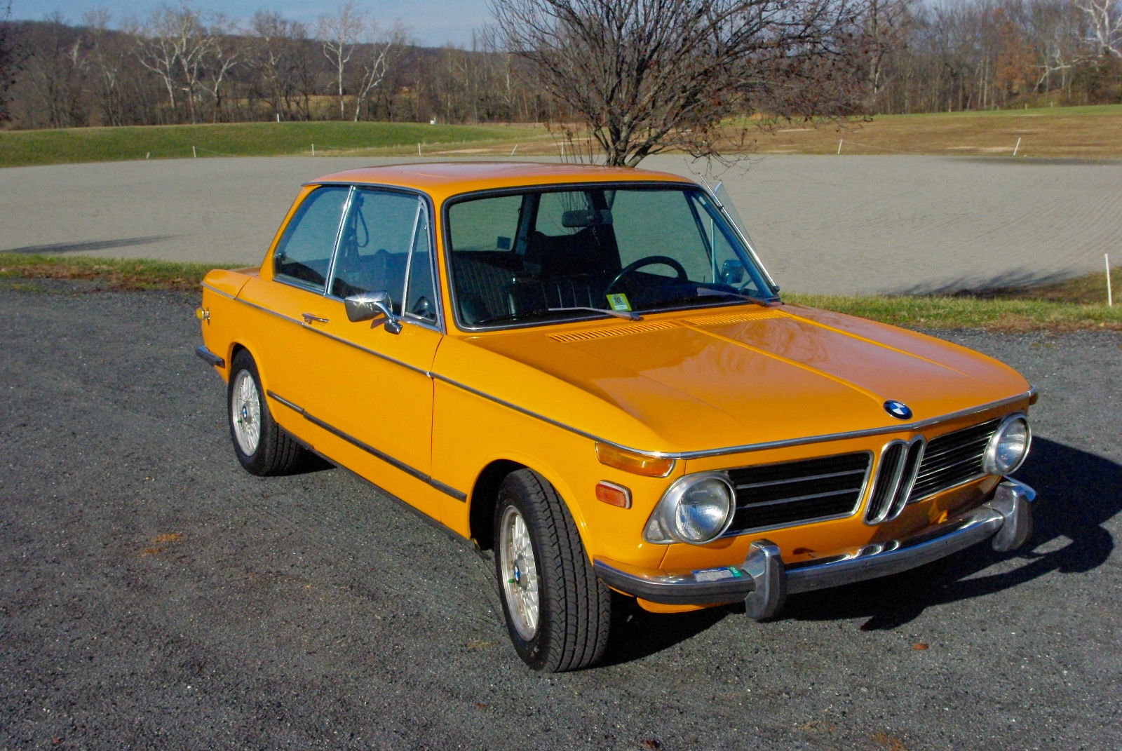 1972 bmw 2002tii colorado orange in great condition classic bmw 2002 1972 for sale. Black Bedroom Furniture Sets. Home Design Ideas
