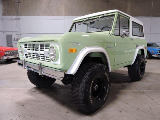 1972 bronco 4x4 classic ford bronco 1972 for sale. Black Bedroom Furniture Sets. Home Design Ideas