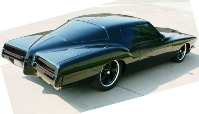Car That Runs On Air >> 1972 buick riviera boatail hot rod custom car - Classic Buick Riviera 1972 for sale
