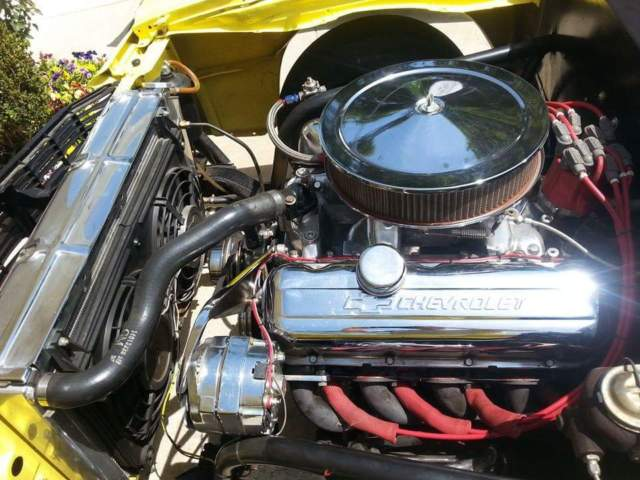 For Sale 65 Corsa Convertible Rolling Chassis California: 1972 Chevelle Pro Street Race Car With Full 8.5 Role Cage