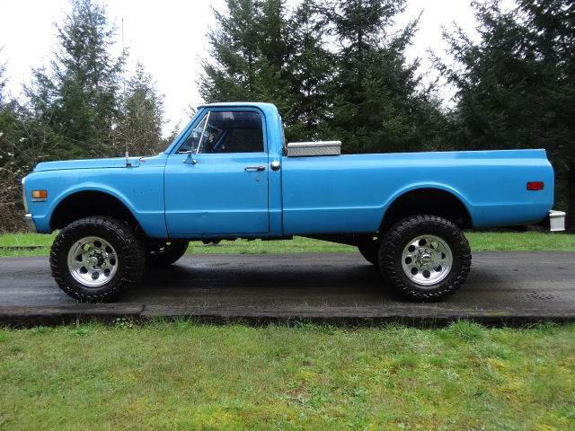 Bf Ff D E E C A A X Trucks Chevy Trucks as well  together with  additionally  furthermore Chevy C X Offroads For Sale. on 1972 chevrolet k5 blazer 4x4