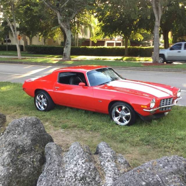 1972 Chevrolet Camaro Z 28 Clone Was Just Filmed In Movie