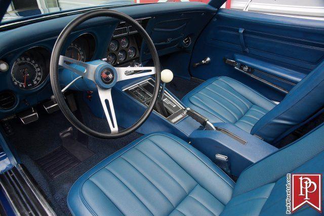 Chevrolet Of Bellevue >> 1972 Chevrolet Corvette Stingray Convertible, Targa Blue Metallic - Classic Chevrolet Corvette ...
