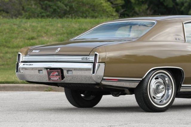 Miles Chevrolet Decatur Il >> 1972 Chevrolet Monte Carlo 34k Documented Miles Only 1 Owner From New - Classic Chevrolet Monte ...