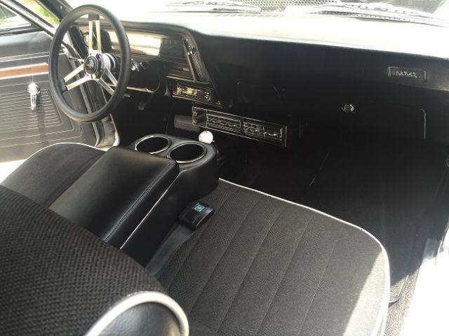 1972 Chevrolet Nova 355ci Automatic Overdrive Ss Air