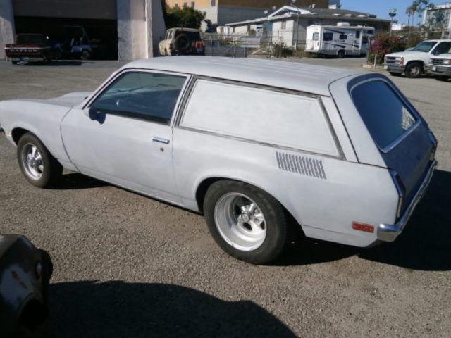 1972 Chevrolet Vega Panel Classic Chevrolet Other 1972 For Sale