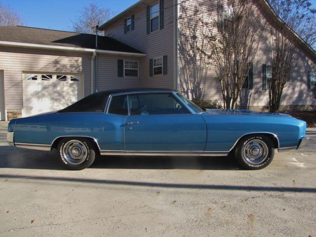 Chevrolet Of Boaz >> 1972 Chevy Monte Carlo **Rare Barn Find** Nice , Low Miles ...