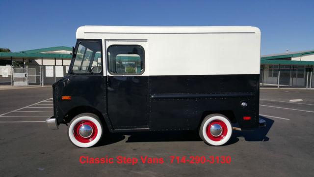 chevy p10 wiring 1972 chevy p10 step van, stepvan, shorty, p-10, aluminum ...