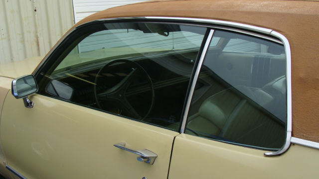 1972 Chrysler Newport Royal 2 Door Hardtop Roller W Title
