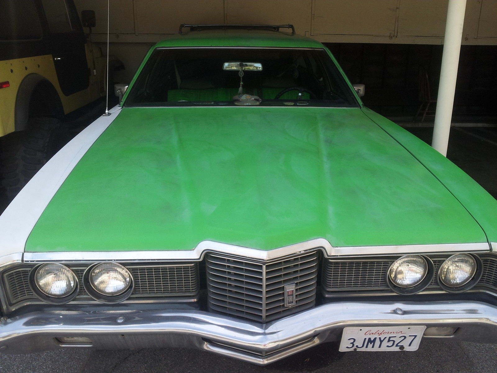 Nada Classic Car Values >> 1972 CLASSIC FORD LTD COUNTRY SQUIRE STATION WAGON - Classic Ford 1972 for sale