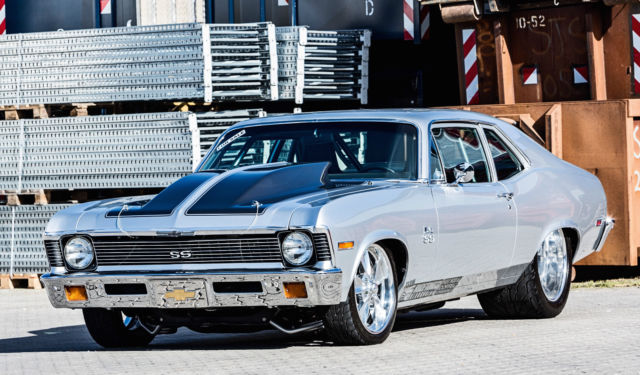 the rise of muscle cars Chevy muscle car - top ten big  besides an 800-cfm holley carburetor and aluminum low-rise intake manifold, the ls6-powered cars featured a fully functional cowl .