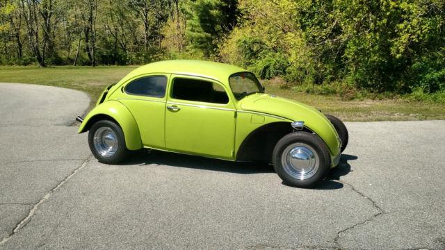 1972 Custom VW bug, Volksrod, hotrod, Chop top, Rat rod ,One of a kind ride! - Classic ...