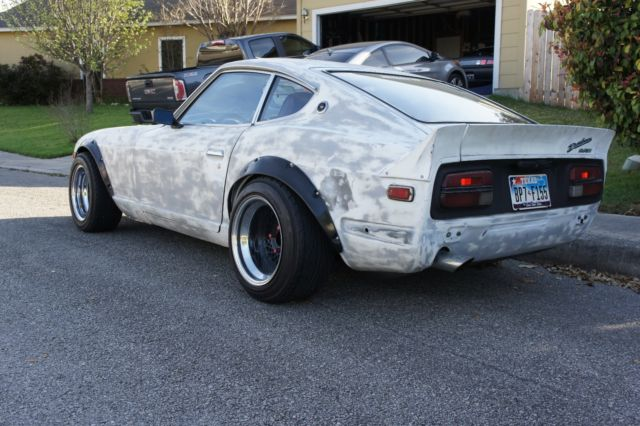 1972 Datsun 240z Running Project Car