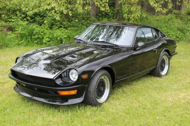 1972 datsun 240z very clean restomod classic datsun z series 1972 for sale. Black Bedroom Furniture Sets. Home Design Ideas