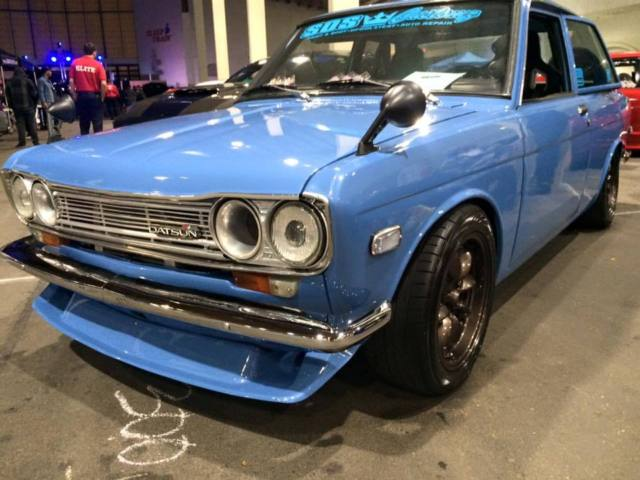 1972 Datsun 510 2 door Resto Mod Sr20det Show Car ...
