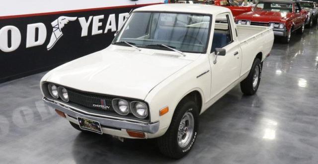 1972 datsun 620 72 datsun 89k miles air conditioning mag wheels 89061 miles whit classic datsun 210 owner's manual Datsun 610