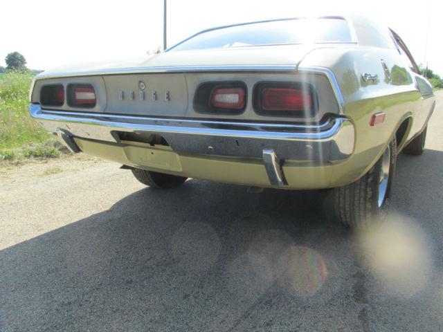 1972 Dodge Challenger 340 6 Pak See Video Build Sheet