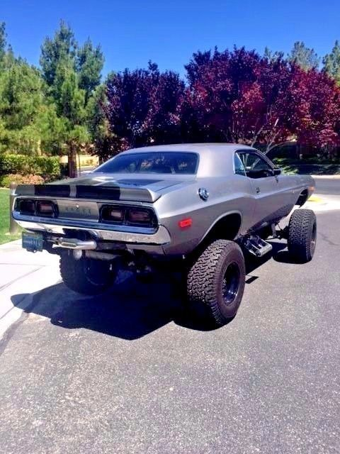 1972 Dodge Challenger Fast Amp Furious Inspired High