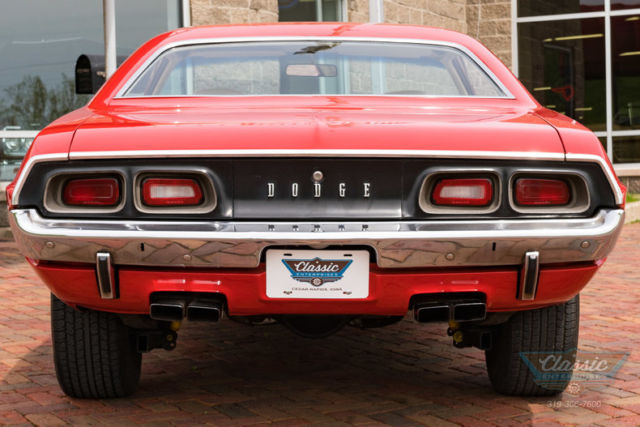 dodge red classic - photo #20