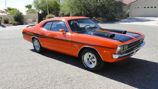 Used Cars For Sale Las Vegas >> 1972 Dodge Demon - 340 4 Barrel, 4 speed transmission