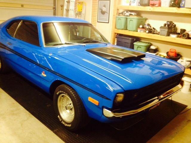 1972 Dodge Demon 4 speed 360 engine 8 3/4 rear - Classic